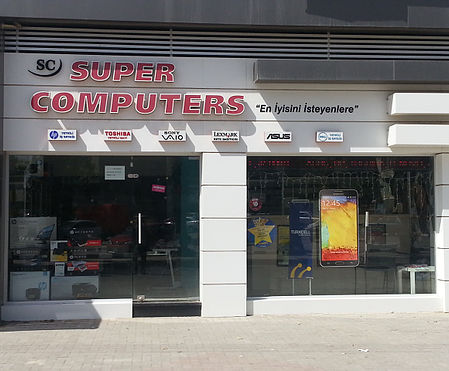 Super Computers İş Yerimiz
